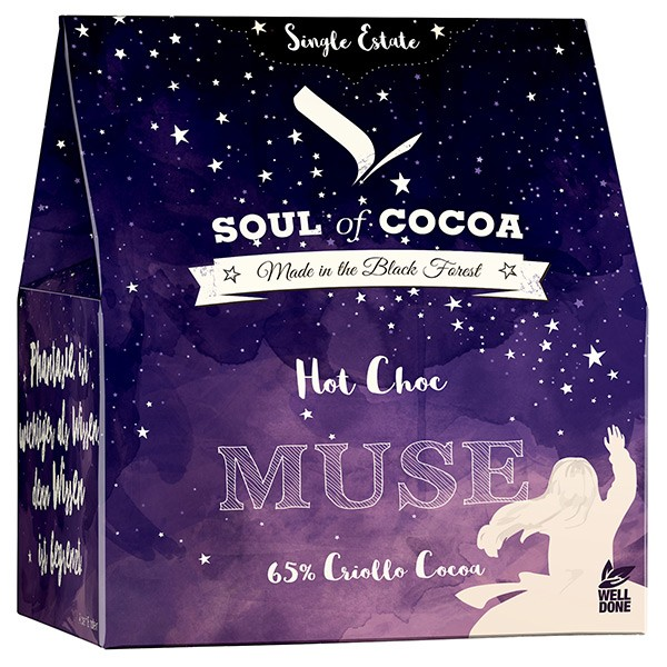Soul of Cocoa Muse Hot Choc 200 g